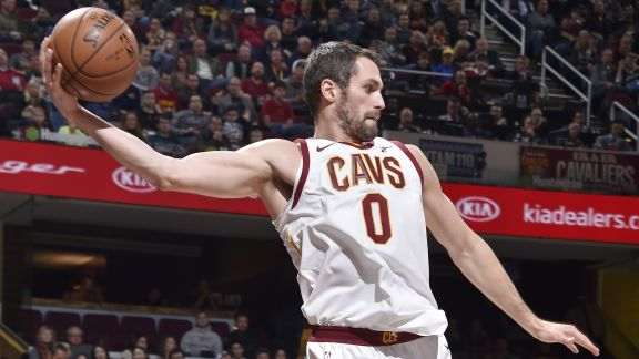 Kevin Love Highlights