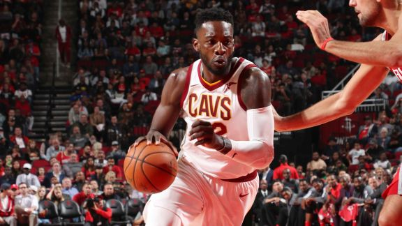 #CavsRockets Highlights: Jeff Green