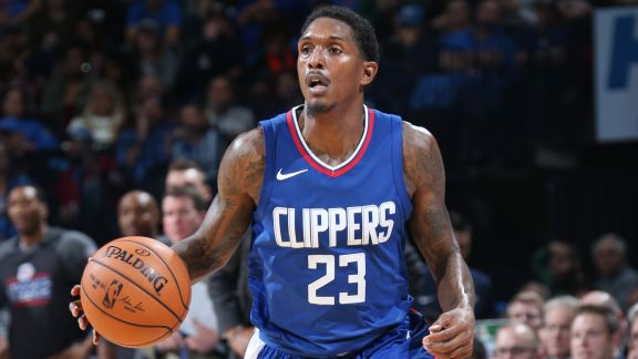 Highlights: Lou Williams goes for 33pts vs Thunder