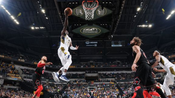 GAME RECAP: Pacers 98, Bulls 96