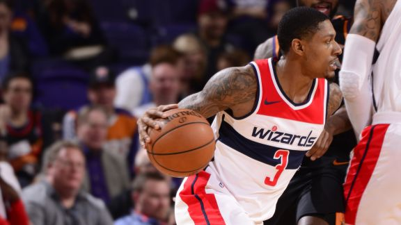 GAME RECAP: Wizards 109, Suns 99