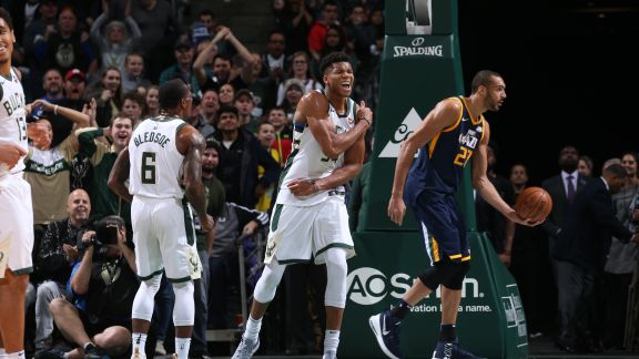 GAME RECAP: Bucks 117 - Jazz 110 | 12.9.17