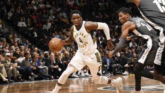 Dunk of the Night: Victor Oladipo