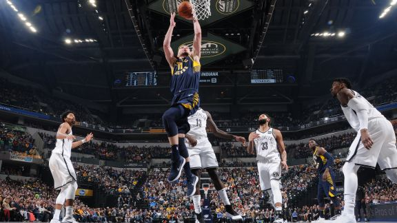 GAME RECAP: Pacers 123, Nets 119
