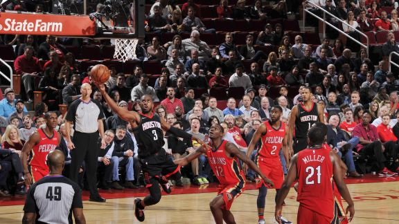 Game recap: Rockets 130, Pelicans 123