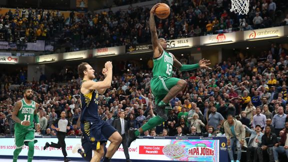 GAME RECAP: Celtics 112, Pacers 111