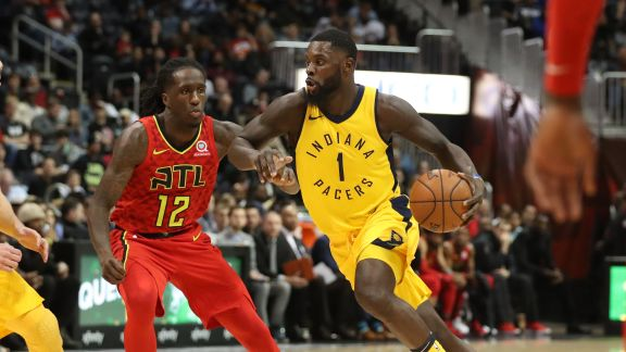 GAME RECAP: Pacers 105, Hawks 95
