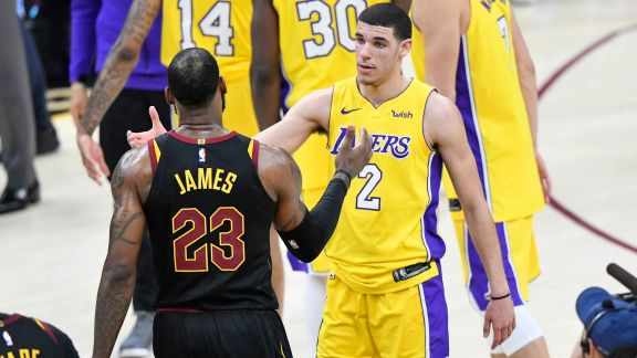 GAME RECAP: Cavaliers 121, Lakers 112