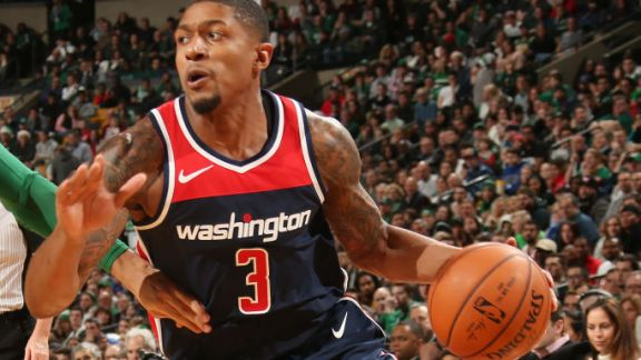 2018 All-Star Top 10 Bradley Beal