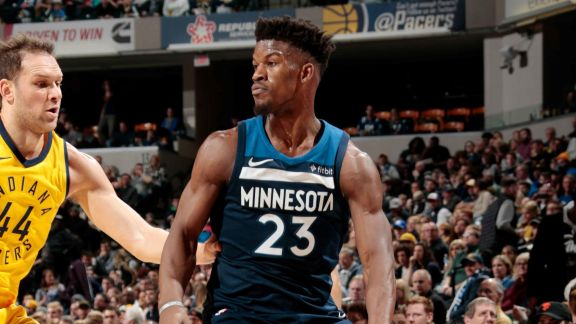 GAME RECAP: Timberwolves 107, Pacers 90