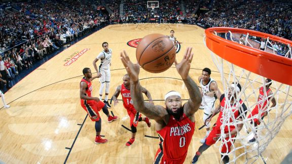 GAME RECAP: Pelicans 115, Bucks 108