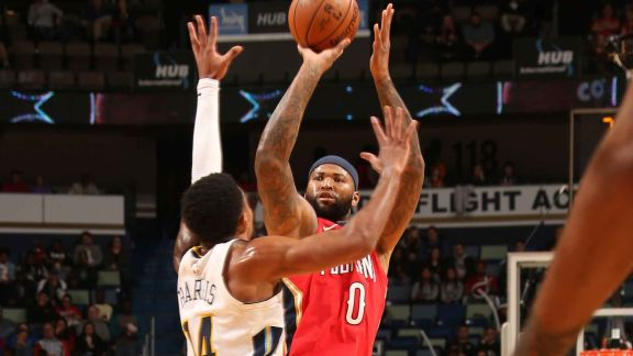 Nightly Notable: DeMarcus Cousins