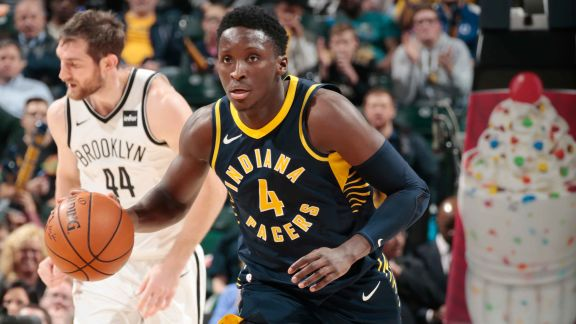 2018 All-Star Top 10 Victor Oladipo