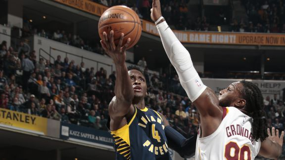 GAME RECAP: Pacers 97, Cavaliers 95