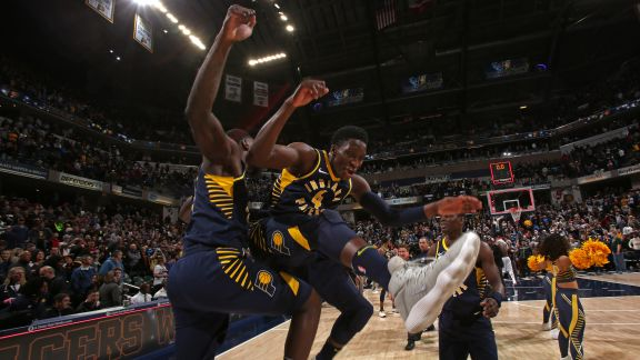 GAME RECAP: Pacers 109, Jazz 94