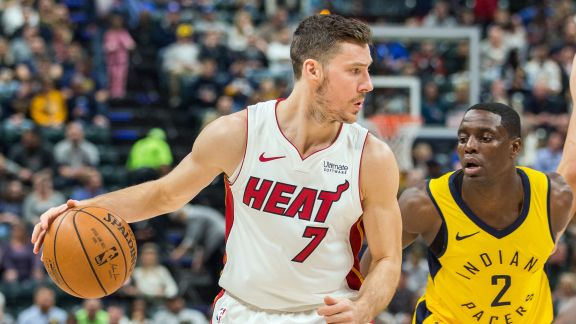 GAME RECAP: Heat 114, Pacers 106