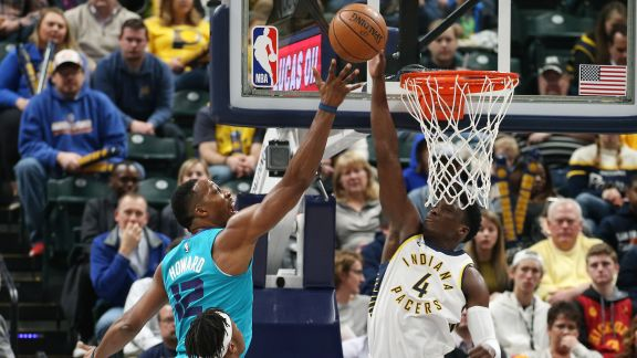 GAME RECAP: Pacers 105, Hornets 96