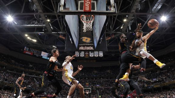 GAME RECAP: Warriors 118, Cavaliers 108