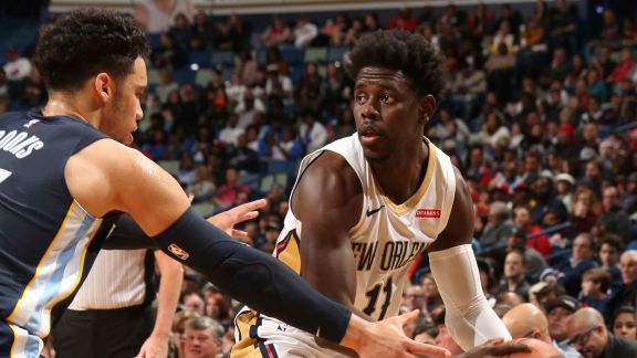 GAME RECAP: Pelicans 111, Grizzlies 104