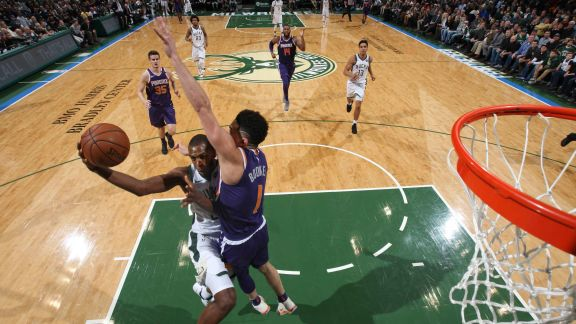 GAME RECAP: Bucks 109, Suns 105