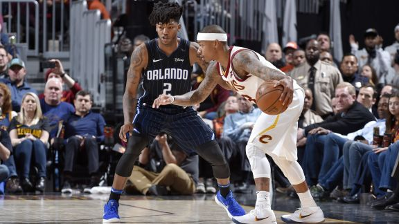 GAME RECAP: Cavaliers 104, Magic 103