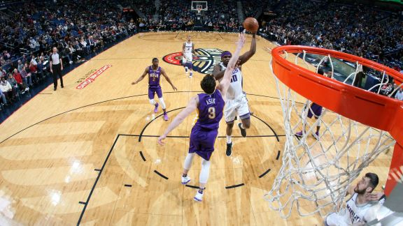 GAME RECAP: Kings 114, Pelicans 103