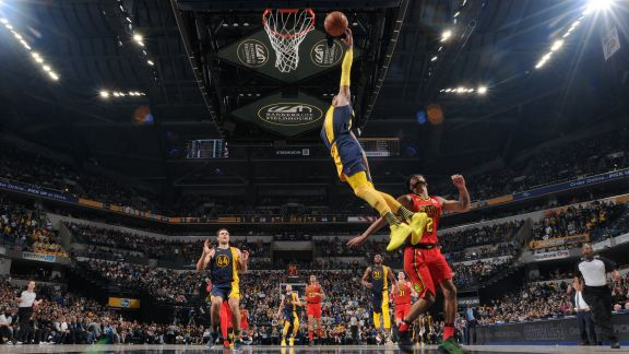 GAME RECAP: Pacers 116, Hawks 93