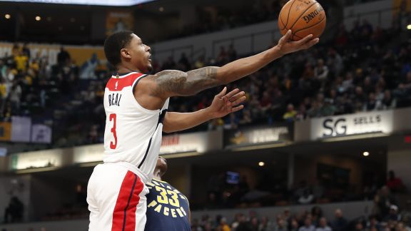 GAME RECAP: Wizards 111, Pacers 102