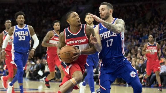 Beal Nominated for Kia Player of the Month