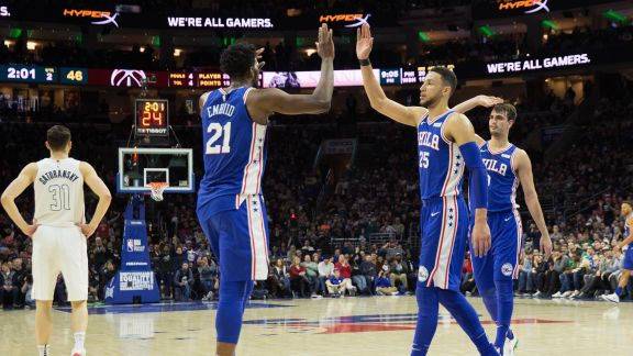 GAME RECAP: 76ers 115, Wizards 102