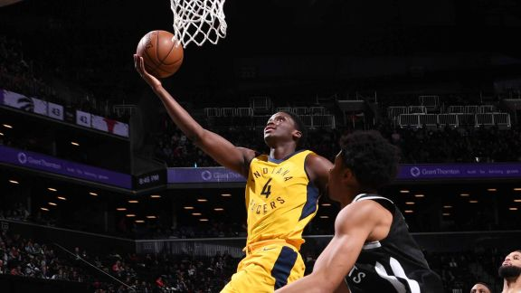 GAME RECAP: Pacers 108, Nets 103