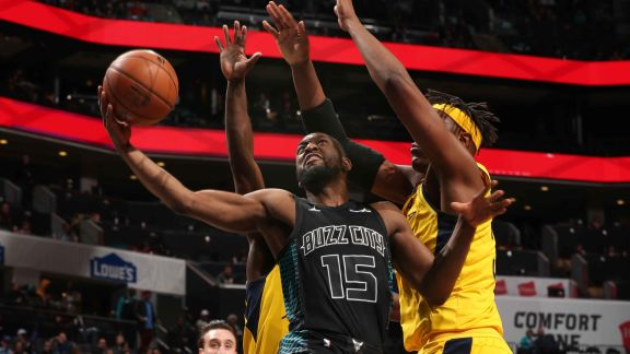 GAME RECAP: Hornets 133, Pacers 126