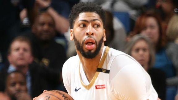 Fantasy Player of the Night (Mar. 22): Anthony Davis