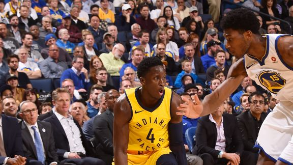 GAME RECAP: Pacers 92, Warriors 81