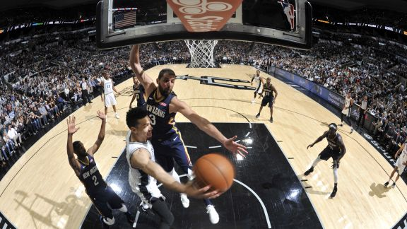 GAME RECAP: Spurs 98, Pelicans 93