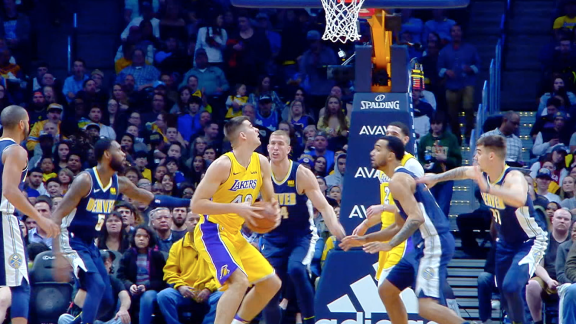 Block of the Night: Mason Plumlee