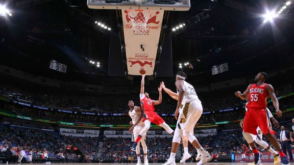 GAME RECAP: Pelicans 96, Pacers 92