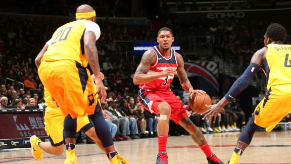 GAME RECAP: Wizards 109, Pacers 102