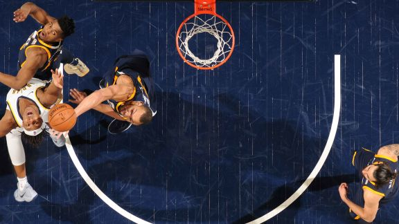 GAME RECAP: Jazz 104, Pacers 84