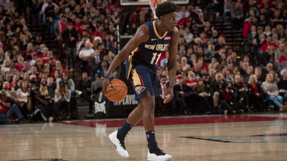 Dunk of the Night: Jrue Holiday
