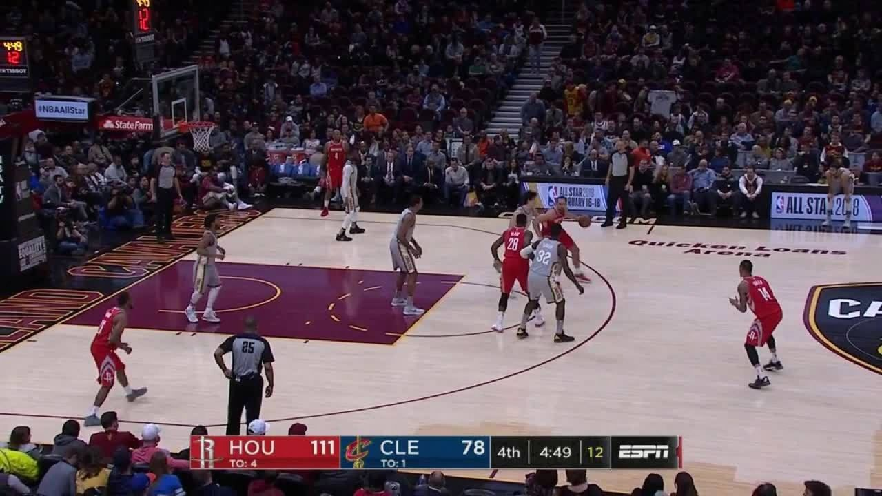 Houston rockets vs cleveland cavaliers february 03 2018 nba video placeholder stopboris Choice Image