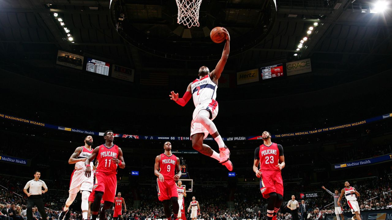 new orleans pelicans vs washington wizards feb 04 2017 game