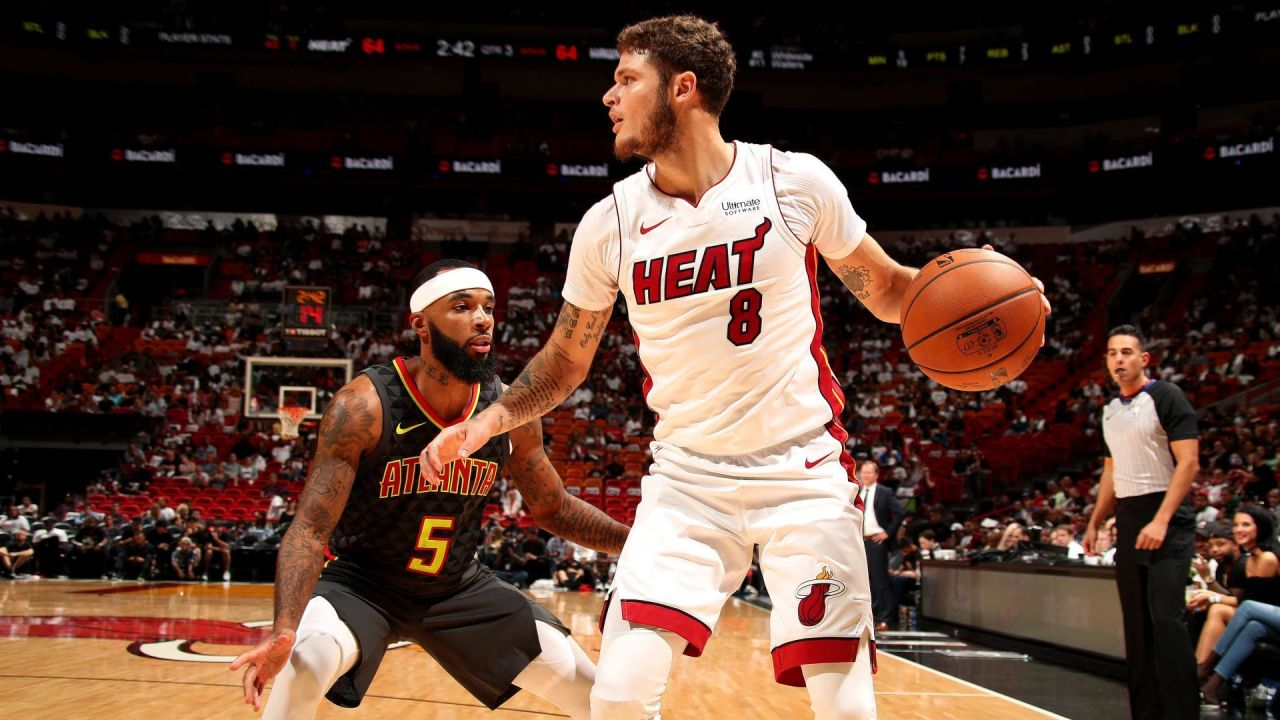 Atlanta Hawks vs. Miami Heat - October 01, 2017 | NBA.com