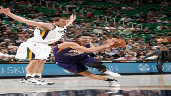 Highlights: Suns Rally from 30 to Defeat Jazz
