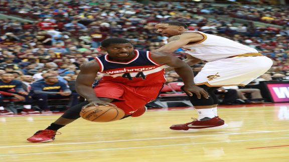 Wizards Top Cavaliers
